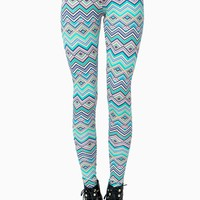 Digi Tribal Legging