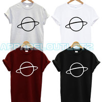 planet t shirt ufo swag alien fantasy solar system moon dope hipster trend fashion new tumblr spaceship unisex