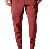 Lifetime Reggie Jogger Pants - Mens Pants - Red