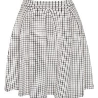 Off The Grid High Waisted Skirt