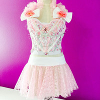 Rave Selfie costume /dance wear /rave outfit / edc / tomorrowworld / performance / dance competition / dancer