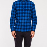 Alex Mill Brushed Flannel Chore Shirt