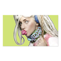 Lady Gaga artRAVE Poster