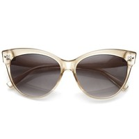 High Pointed Vintage Mod Womens Fashion Cat Eye Sunglasses