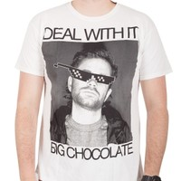 Big Chocolate 'Deal With It' T-Shirt