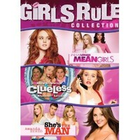 Girls Rule Pack (Mean Girls / Clueless / She's the Man)