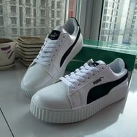 """Puma"" All-match Fashion Casual Unisex Sneakers Couple Running Shoes"