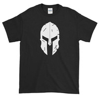 Spartan Unisex T-Shirt, Casual, Cool, Gym, Fitness, Workout, Tees Gym Shirt