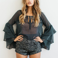 Stone Cold Fox || Clement blouse
