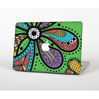 """The Bold Paisley Flower Skin for the Apple MacBook Air 13"""""""