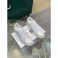 D&G DOLCE&GABBANA   Men Fashion Boots fashionable Casual leather Breathable Sneakers Running Shoes