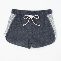 ModCloth Vintage Inspired Laid-back in the Day Shorts in Navy