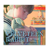"""""""The Velveteen Rabbit, The Classic Edition"""" Board Book by Margery Williams Bianco"""