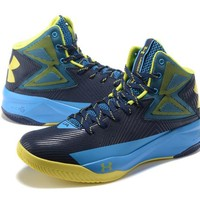 Under Armour Curry basketball shoes High-top sneakers Men's and women's cheap UA shoes