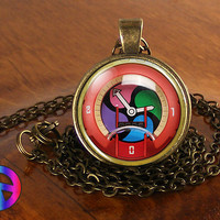 Yokai Yo-Kai Youkai Watch Anime Cosplay Medal Plush Necklace Pendant Jewelry