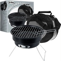 Chef Buddy? Portable Grill & Cooler Combo