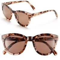 Women's Lilly Pulitzer 'Hartley' 52mm Polarized Sunglasses