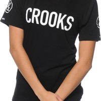Crooks and Castles Thomas Crown T-Shirt