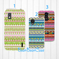 Tribal Aztec style case for for iPhone 6/4s/5/5s/5c, Samsung S5/Note4, Sony, LG Nexus, Nokia Lumia, HTC One, Moto X Moto G (K14)