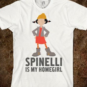 Spinelli is my Homegirl - Films and Such