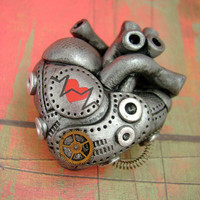 Fabricated Heartbeat  Anatomically Correct by monsterkookies
