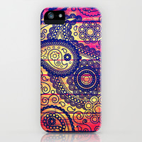 Vintage Texture - for iphone iPhone & iPod Case by Simone Morana Cyla