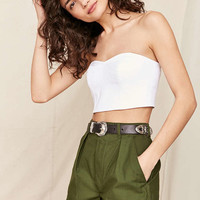 Urban Renewal Recycled Cuffed Surplus Short - Urban Outfitters