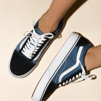 VANS Navy Old Skool Sneaker