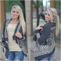Change Of Seasons Cardi - Piace Boutique