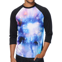 Imaginary Foundation Supernova Sublimated Baseball Tee Shirt at Zumiez : PDP