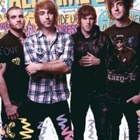 All Time Low Portrait Music Poster