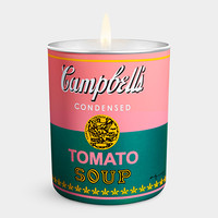 Andy Warhol: Candle Pink and Green