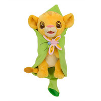 Disney's Babies Simba Plush and Blanket - Small - 10''