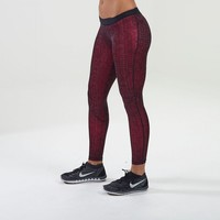 Ambition Gym Leggings | Running Leggings | Cerise | Gymshark