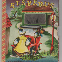 1949 A Television Book of Hesperus, Guy Parker.  VF.  Bonnie Book
