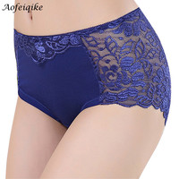 Hot! Women's Perspective \ Full Transparent Mid Waist Women's Panties