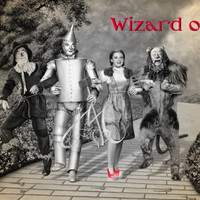 Wizard of OZ Printed poster, A4 / A3 size, Scarecrow, Tin Man, Dorothy & the Cowardly Lion