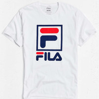 FILA Stacked Tee - Urban Outfitters