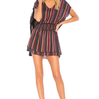 Rails Lucca Dress in Brava Stripe