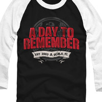 A Day To Remember | I Ain't Here Raglan
