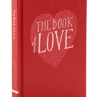 Chronicle Books Vintage Inspired The Book of Love