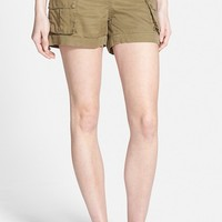 Women's Barbour 'Crusader' Cargo Shorts,