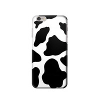 P2096 Seamless Cow Pattern Phone Case For IPHONE 6S