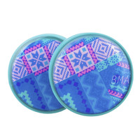 Re-configured Aztec Print BMA Plugs (2mm-38mm)