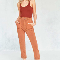 BDG Wesley Mixed Fabric Cargo Pant - Urban Outfitters