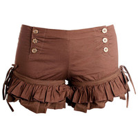 Wild Card Bloomers - Hot Pants