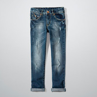 RIPPED JEANS - Jeans - Girl (2-14 years) - Kids - ZARA United States