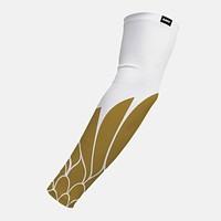 Icarus White Gold arm sleeve