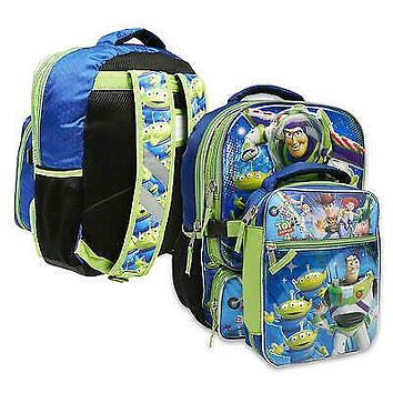 Toy Story 4 Backpack With Lunch Bag (12-pack)