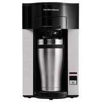 Hamilton Beach - Stay or Go Personal Cup Pod Coffeemaker